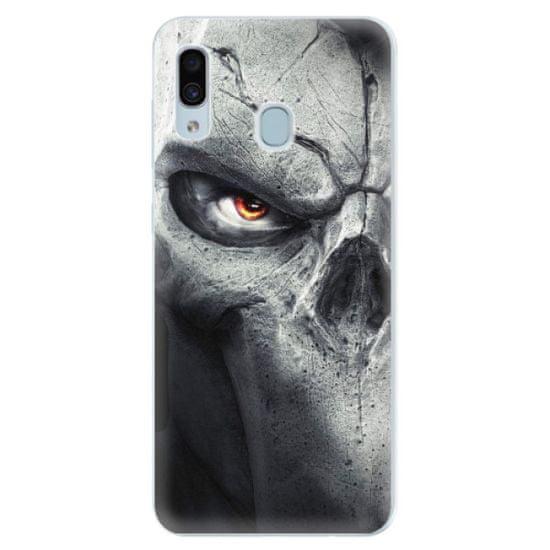 iSaprio Silikónové puzdro - Horror pre Samsung Galaxy A30
