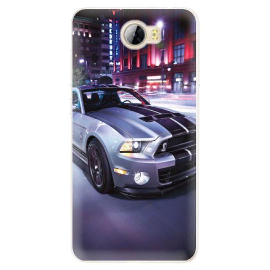 iSaprio Silikonové pouzdro - Mustang pro Huawei Y5 II