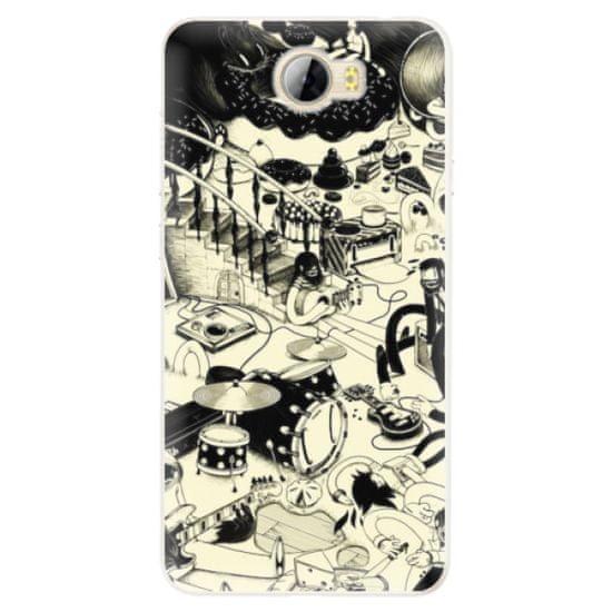 iSaprio Silikónové puzdro - Underground pre Huawei Y5 II