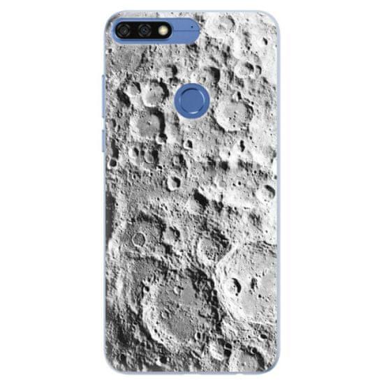 iSaprio Silikonové pouzdro - Moon Surface pro Honor 7C