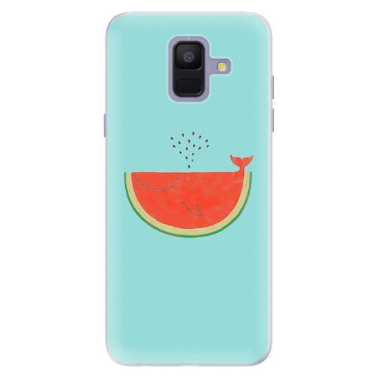 iSaprio Silikónové puzdro - Melon pre Samsung Galaxy A6