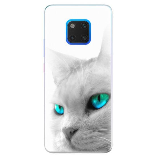 iSaprio Silikónové puzdro - Cats Eyes pre Huawei Mate 20 Pro