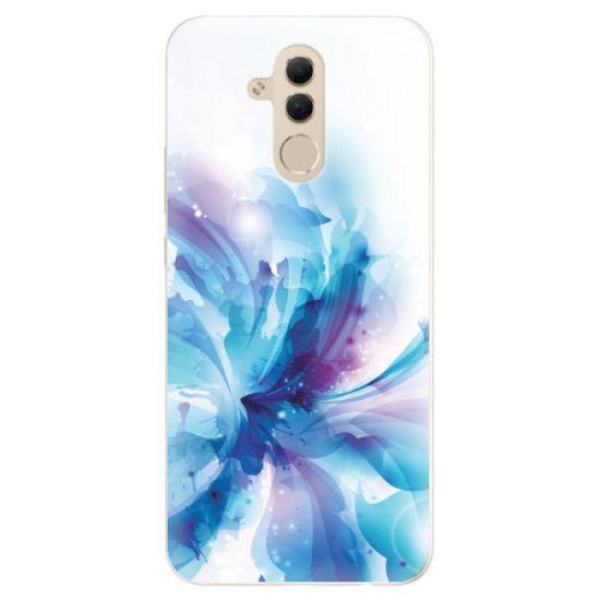 iSaprio Silikónové puzdro - Abstract Flower pre Huawei Mate 20 lite