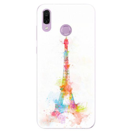 iSaprio Silikónové puzdro - Eiffel Tower pre Honor Play