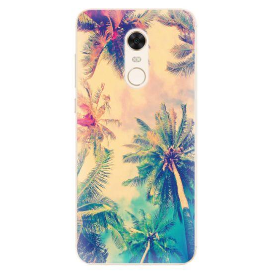 iSaprio Silikónové puzdro - Palm Beach pre Xiaomi Redmi 5 Plus