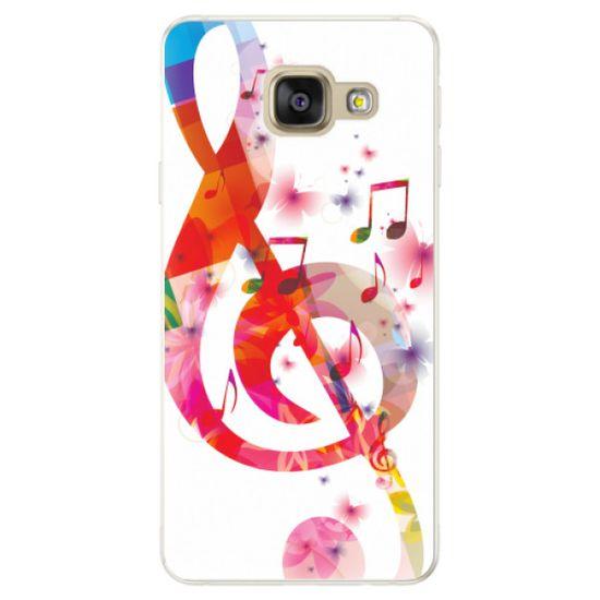 iSaprio Silikonové pouzdro - Love Music pro Samsung Galaxy A5 2016