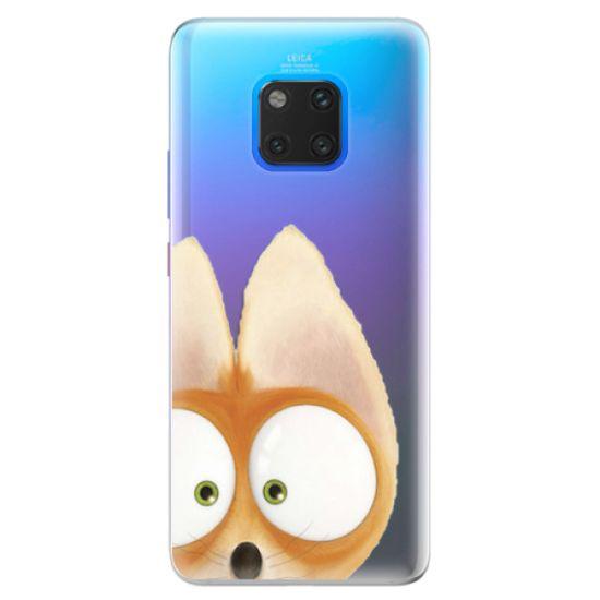 iSaprio Silikonové pouzdro - Fox 02 pro Huawei Mate 20 Pro