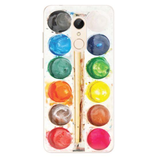 iSaprio Silikonové pouzdro - Watercolors pro Xiaomi Redmi 5