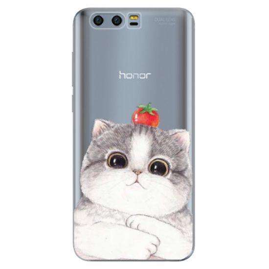 iSaprio Silikónové puzdro - Cat 03 pre Honor 9