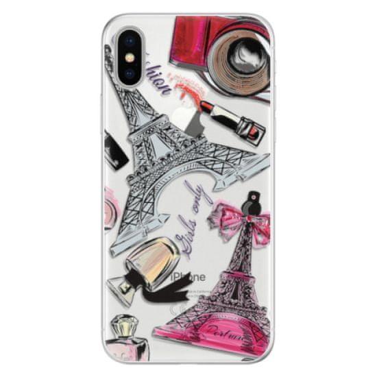 iSaprio Silikonové pouzdro - Fashion pattern 02 pro Apple iPhone X