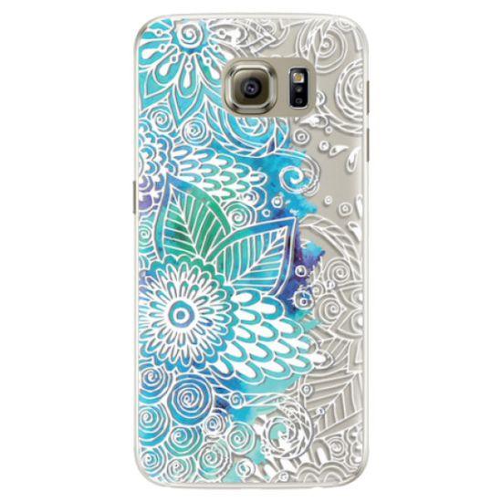 iSaprio Silikónové puzdro - Lace 03 pre Samsung Galaxy S6