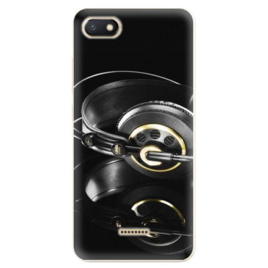 iSaprio Silikonové pouzdro - Headphones 02 pro Xiaomi Redmi 6A