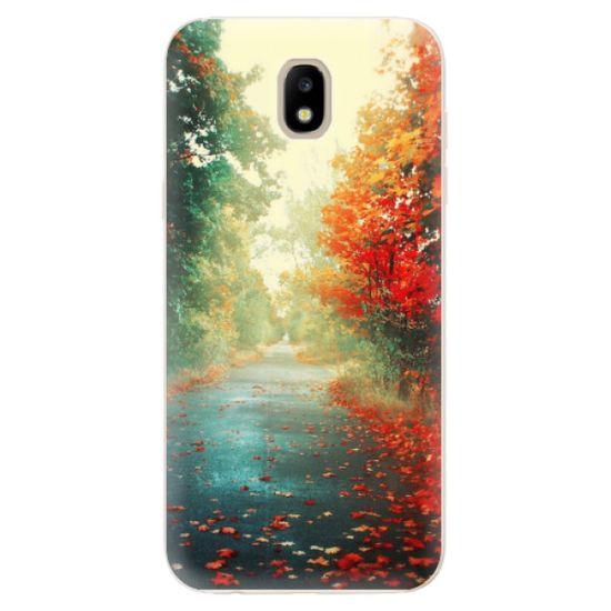 iSaprio Silikónové puzdro - Autumn 03 pre Samsung Galaxy J5 (2017)