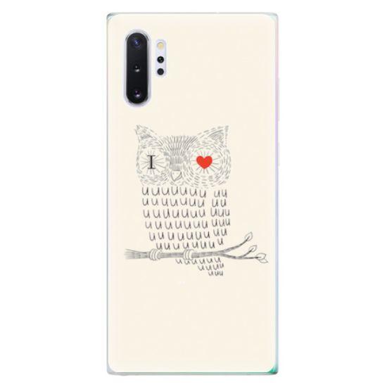 iSaprio Silikónové puzdro - I Love You 01 pre Samsung Galaxy Note 10+
