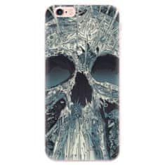 iSaprio Silikónové puzdro - Abstract Skull pre Apple iPhone 6 Plus