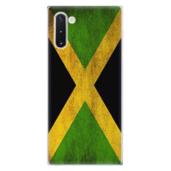 iSaprio Silikónové puzdro - Flag of Jamaica pre Samsung Galaxy Note 10