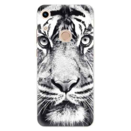 iSaprio Silikónové puzdro - Tiger Face pre Honor 8A