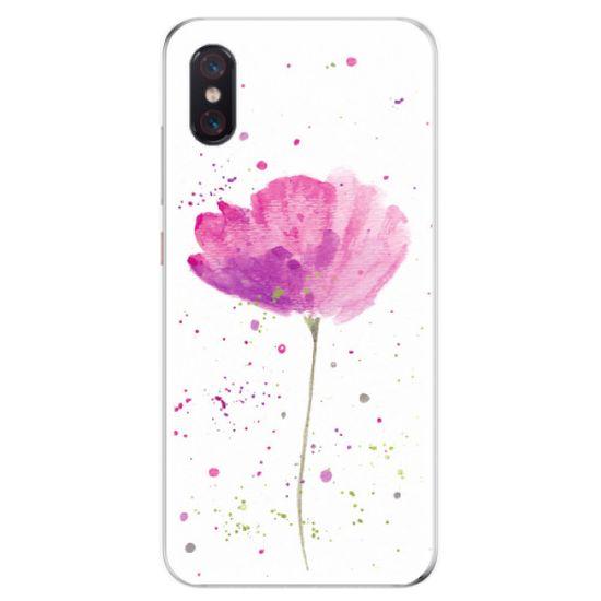 iSaprio Silikonové pouzdro - Poppies pro Xiaomi Mi 8 Pro