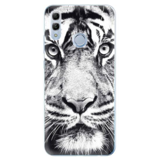 iSaprio Silikónové puzdro - Tiger Face pre Honor 10 Lite