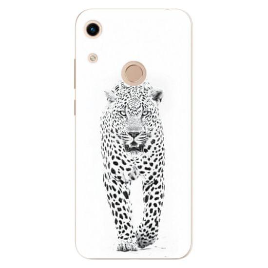 iSaprio Silikónové puzdro - White Jaguar pre Honor 8A