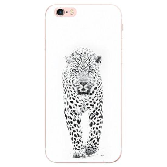 iSaprio Silikónové puzdro - White Jaguar pre Apple iPhone 6 Plus