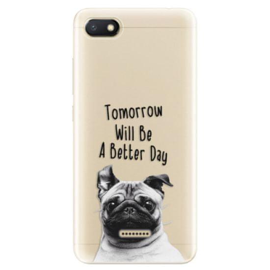 iSaprio Silikónové puzdro - Better Day 01 pre Xiaomi Redmi 6A