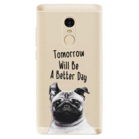 iSaprio Silikónové puzdro - Better Day 01 pre Xiaomi Redmi Note 4