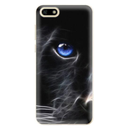 iSaprio Silikonové pouzdro - Black Puma pro Huawei Y5 2018