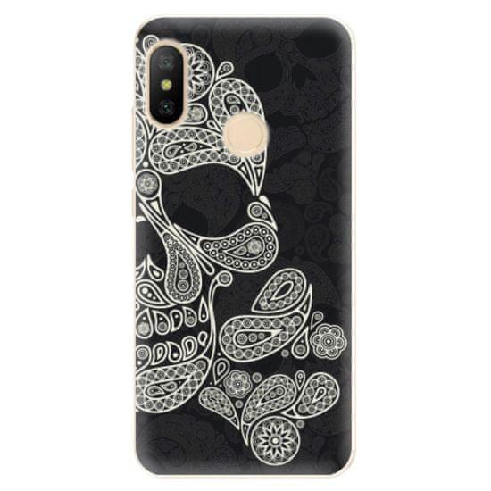 iSaprio Silikónové puzdro - Mayan Skull pre Xiaomi Mi A2 Lite