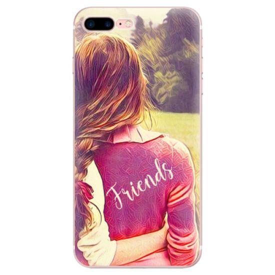 iSaprio Silikónové puzdro - BF Friends pre Apple iPhone 7 Plus / 8 Plus