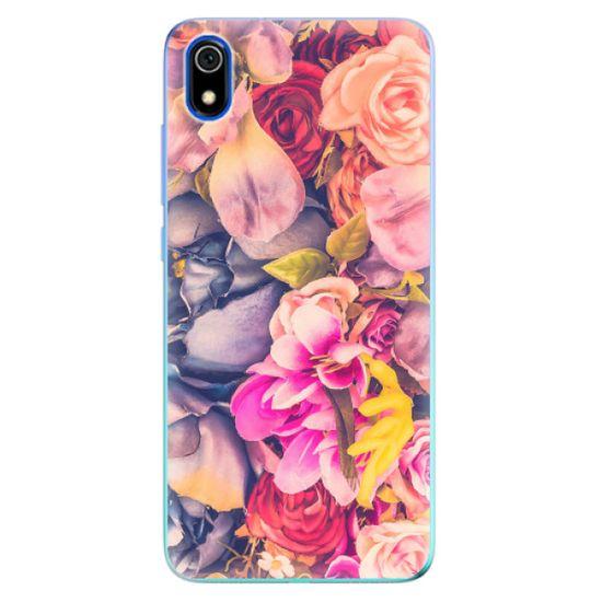 iSaprio Silikónové puzdro - Beauty Flowers pre Xiaomi Redmi 7A