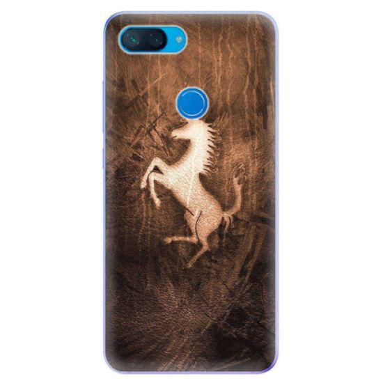 iSaprio Silikónové puzdro - Vintage Horse pre Xiaomi Mi 8 Lite