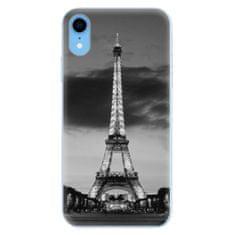 iSaprio Silikonové pouzdro - Midnight in Paris pro Apple iPhone Xr
