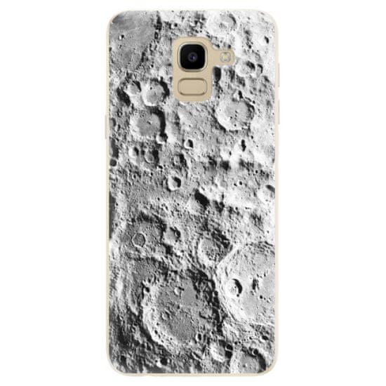 iSaprio Silikónové puzdro - Moon Surface pre Samsung Galaxy J6