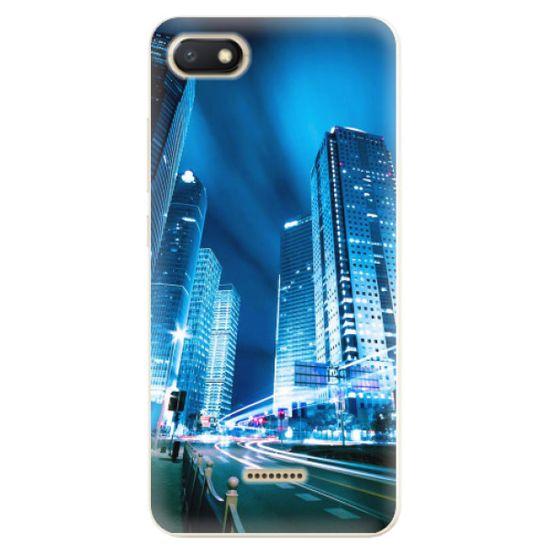 iSaprio Silikónové puzdro - Night City Blue pre Xiaomi Redmi 6A