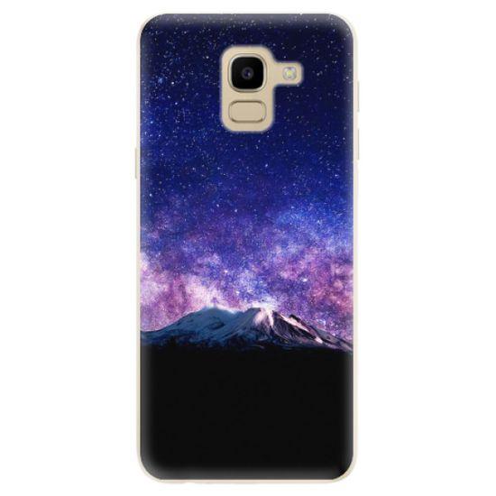 iSaprio Silikónové puzdro - Milky Way pre Samsung Galaxy J6