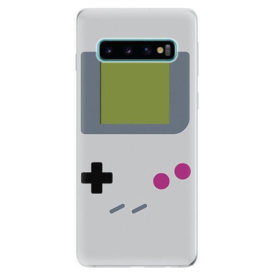 iSaprio Silikónové puzdro - The Game pre SAMSUNG GALAXY S10