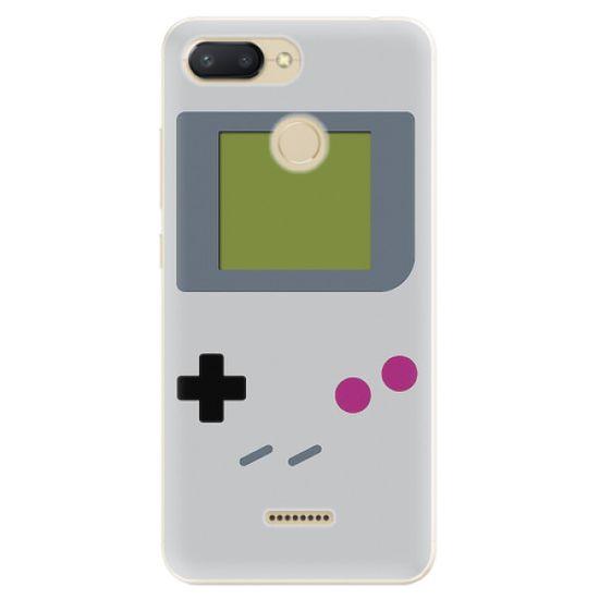iSaprio Silikónové puzdro - The Game pre Xiaomi Redmi 6