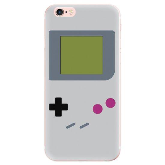 iSaprio Silikónové puzdro - The Game pre Apple iPhone 6 Plus