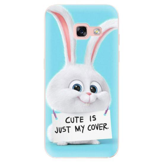 iSaprio Silikónové puzdro - My Cover pre Samsung Galaxy A3 (2017)