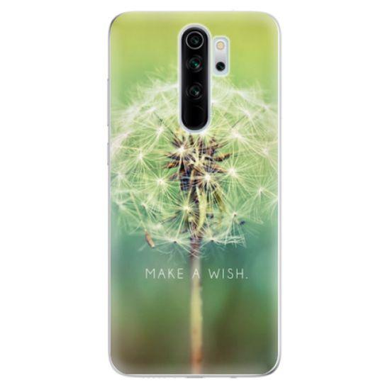 iSaprio Silikonové pouzdro - Wish pro Xiaomi Redmi Note 8 Pro