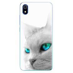 iSaprio Silikonové pouzdro - Cats Eyes pro Xiaomi Redmi 7A