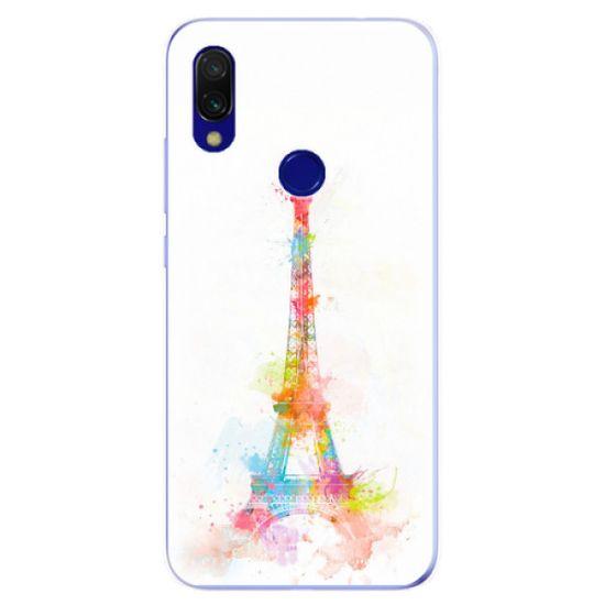 iSaprio Silikónové puzdro - Eiffel Tower pre Xiaomi Redmi 7