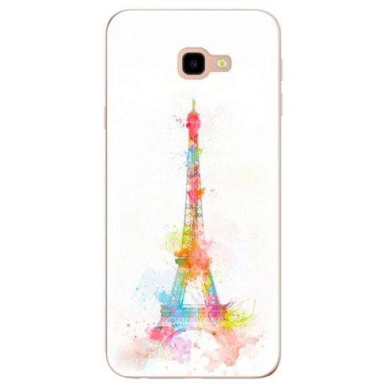 iSaprio Silikonové pouzdro - Eiffel Tower pro Samsung Galaxy J4+