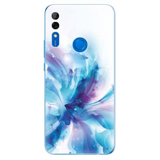 iSaprio Silikónové puzdro - Abstract Flower pre Huawei P Smart Z