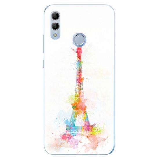 iSaprio Silikónové puzdro - Eiffel Tower pre Honor 10 Lite