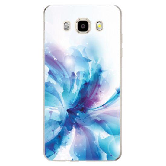iSaprio Silikónové puzdro - Abstract Flower pre Samsung Galaxy J5 (2016)