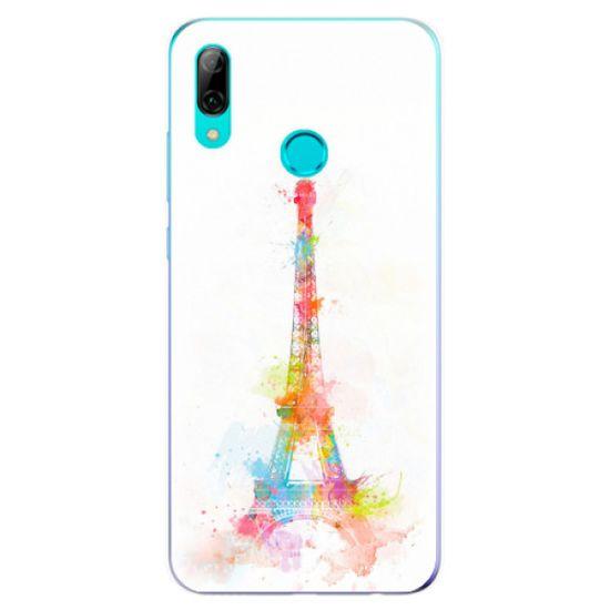 iSaprio Silikónové puzdro - Eiffel Tower pre Huawei P Smart 2019
