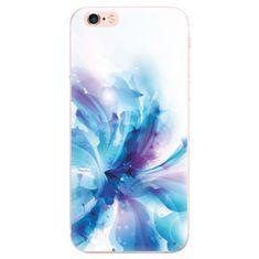 iSaprio Silikónové puzdro - Abstract Flower pre Apple iPhone 6 Plus