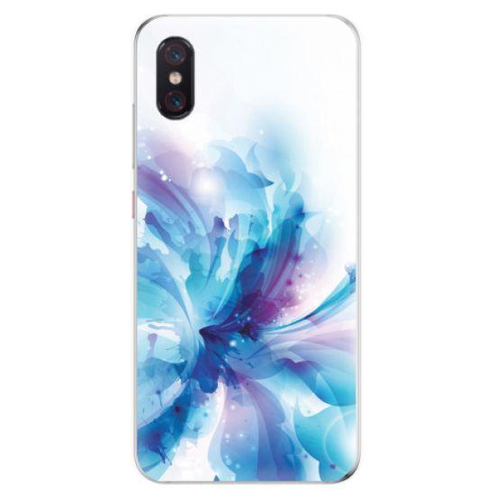 iSaprio Silikónové puzdro - Abstract Flower pre Xiaomi Mi 8 Pro